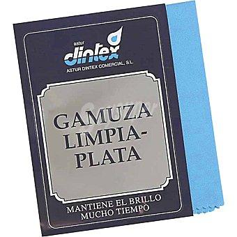 DINTEX Gamuza para limpiar plata 1 unidad 1 unidad