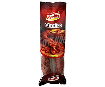Revilla Chorizo picante artesano, sin colorantes y sin gluten 250 g