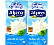 Alpro bebida de soja 6x 1L Central Lechera Asturiana
