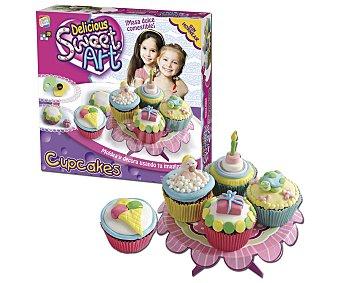 CEFA Juego Creativo de Cupcakes Sweet Art 1 Unidad