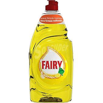 Fairy Lavavajillas limón Botella 850 ml