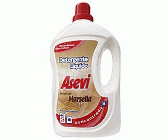 Asevi Detergente Líquido Marsella 3L
