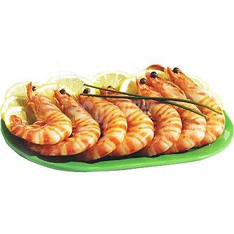 Tigre Langostinos cocidos 60/80 piezas/ kg