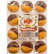 Mini muffins mármol Paquete 280 g Tia vego
