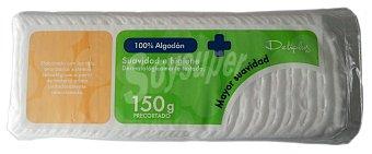 Deliplus Algodon hidrofilo Paquete 150 g
