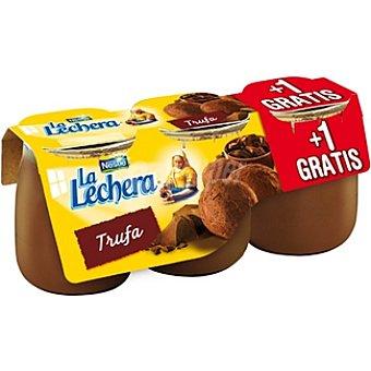 La Lechera Nestlé trufa envase 135 g + 1 gratis pack 2 unidades