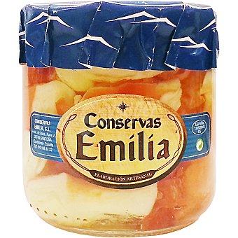 EMILIA Ensalada preparada marisqueña Frasco 320 g neto escurrido