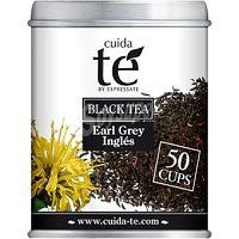 Cuida Té Té negro Earl Grey Lata 100 g