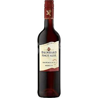 DEINHARD vino tinto pinot noir Alemania  botella 75 cl