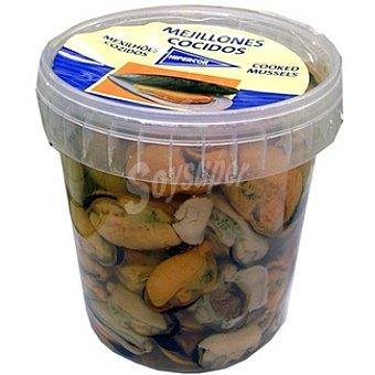 Hipercor Mejillones frescos cocidos sin concha Tarrina 500 g
