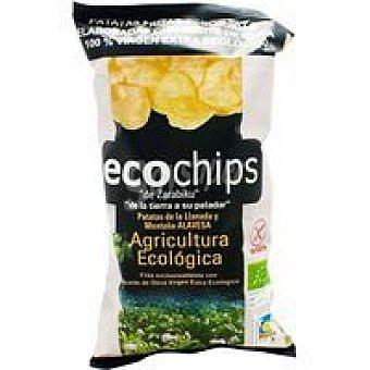 ECOCHIPS Patatas fritas ecológicas Bolsa 125 g
