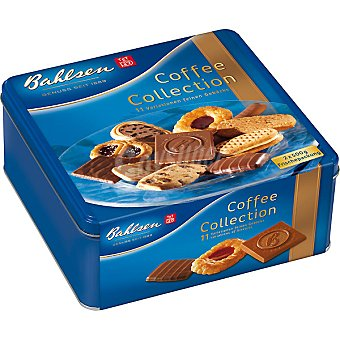 BAHLSEN Cofee Collection Galletas surtidas Lata 1000 g