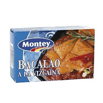 Montey Bacalao a la vizcaína Lata 70 gr