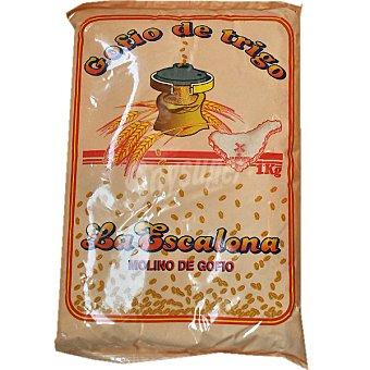LA ESCALONA Gofio de trigo Bolsa 1 kg