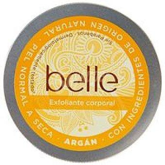 Belle Exfoliante corporal de Argán piel seca Tarro 200 ml