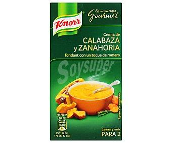 Knorr Knorr Crema de Calabaza y Zanahoria con un Toque de Romero 500 ml