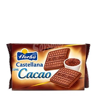 Florbú Galleta castellana con cacao 320 g