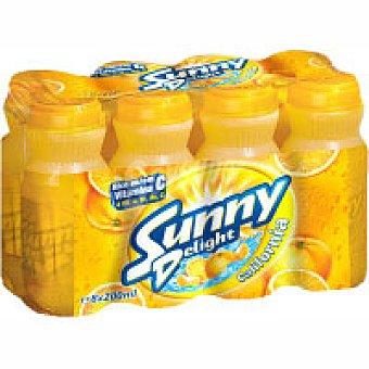 Sunny Delight Refresco de naranja California Pack 8x20 cl