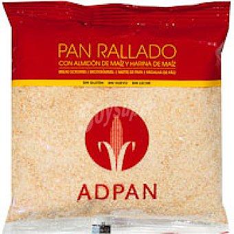 Adpan Pan rallado sin gluten Paquete 200 g