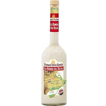 LA BOMBA DEL DELTA Licor de crema arroz bomba Botella 70 cl