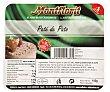 Paté de pato al natural Envase 100 g Montflorit