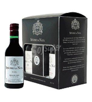 Señorio de Nava Vino Tinto D.O. Ribera del Duero Pack de 6 ud
