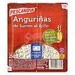 Anguriña refrigerada al ajillo (envase especial para microondas) 2 unidades (250 gramos) Pescanova