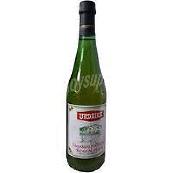 Urdaira Sidra Natural Botella 75 cl