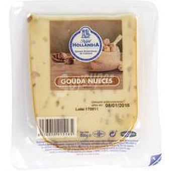 Royal hollandia Queso Gouda con nueces 200 g