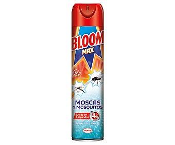 Bloom Spray para matar moscas y mosquitos (común y tigre), sin perfumes y sin olor 400 mililitros