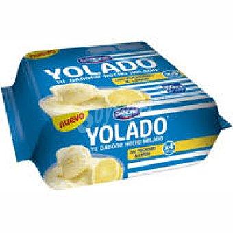 Yolado Danone Yolado & Limón 4x89 grs