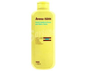 Avena ISDIN Syndet líquido de avena para baño y ducha (sin jabón, sin perfume, sin colorantes y sin propilenglicol) 1 Litro
