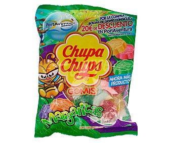 Chupa Chups Caramelos de goma con zumo de limón 175 gramos