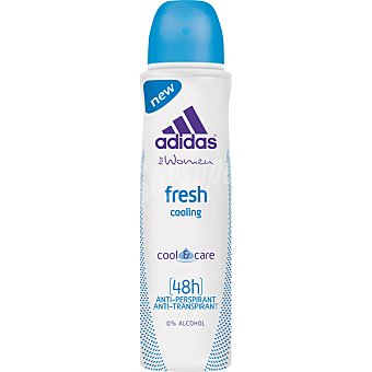 Adidas Desodorante Action 3 Women Fresh cooling anti-transpirante sin alcohol spray 150 ml Spray 150 ml