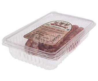 El cortante Salchichas frescas de cerdo, elaboradas sin gluten 400 g