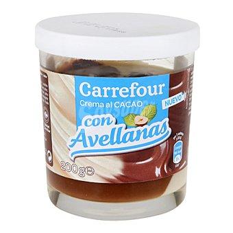 Carrefour Crema de untar de cacao con Avellanas 200 g