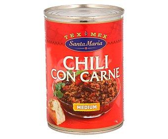 Santa Maria Chili con carne Lata de 410 gramos
