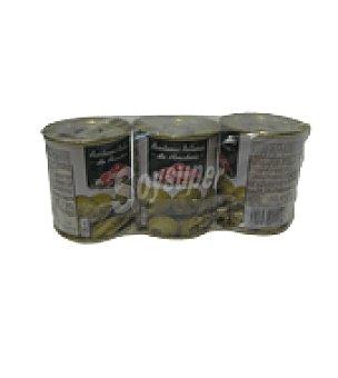 Jupema Aceituna Pack de 3 x 40 g