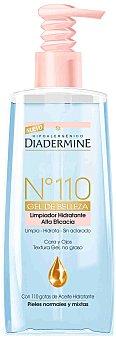 Diadermine Gel limpiador hidratante 110 Dosificador 200 ml