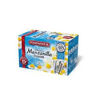 Pompadour Manzanilla 25 sobres