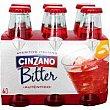 Bitter soda 10cl x 6 10cl Cinzano