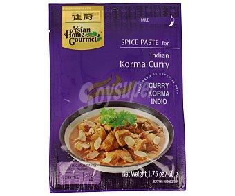 Asian Home Gourmet Salsa de curry korma 50 g