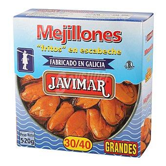 Javimar Mejillon frito escabeche 330 g