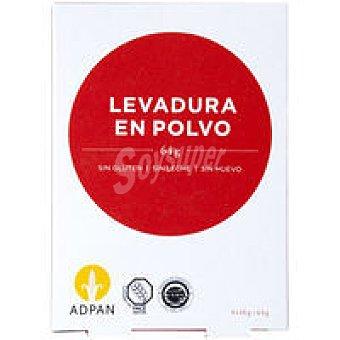 Adpan Levadura en polvo Caja 64 g