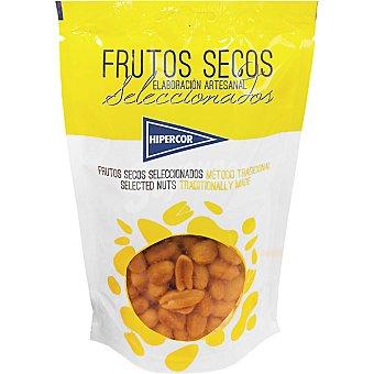 HIPERCOR cacahuetes salados bolsa 150 g