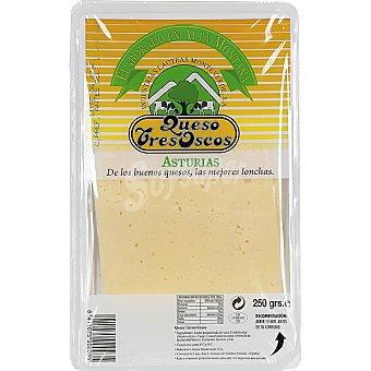 Tres Oscos Queso de sándwich en lonchas Envase 250 g
