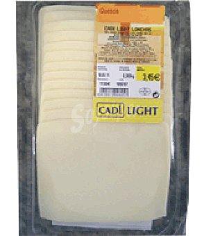 Cadí Queso light loncheado Envase de 300 g