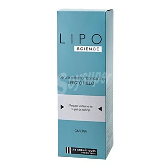 Les Cosmétiques -Lipo Science Serum reductor tonificante Efecto Hielo - Lipo Science 200 ml