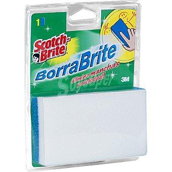 SCOTCH BRITE Borrabrite Limpiador de manchas y suciedad Caja 1 unidad