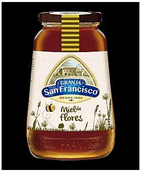 Granja San Francisco Miel de flores Tarro 1 kg
